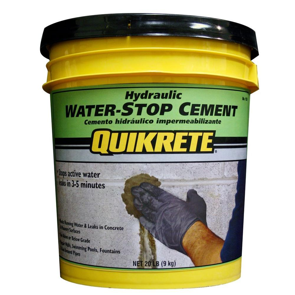 20lb Quikrete Hydraulic Cement